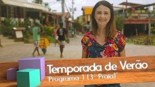 Temporada de Verão - Morro de São Paulo - Terceira Praia