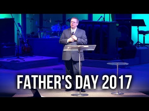 Father's Day 2017 - Pastor Raymond Woodward