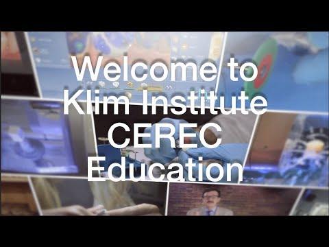 Klim Institute CEREC Training