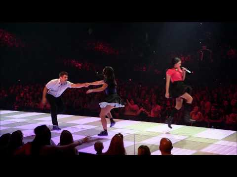 "GLEE THE 3D CONCERT MOVIE - ""VALERIE"" by Santana (Singapore)"