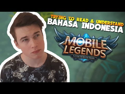 My Mobile Legends is Now in Indonesian!