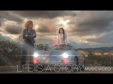 LIFE IS A STORY by TQ & LINDA JO RIZZO | 80sTV