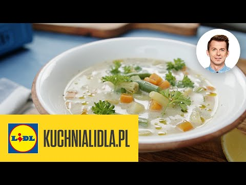 Kremowa zupa prowansalska (z francuskim serem PAVÉ!)