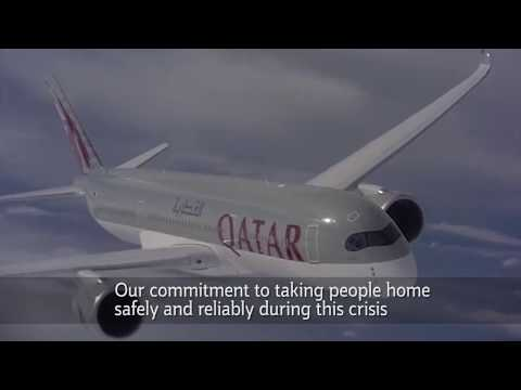 IATA's International Traffic Statistics highlight our mission of taking people home | Qatar Airways