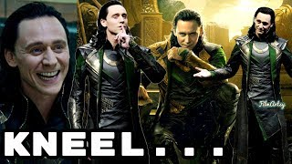 LOKI - All Best Scenes From Thor-1 to Avengers: Infinity War | Tom Hiddleston