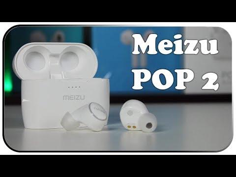 Meizu POP 2 - второе поколение беспроводных наушников Meizu