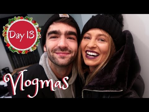 OUR FIRST TIME IN NYC | Raiding Sephora! VLOGMAS DAY 13