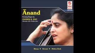 Classical Songs Kannada | Hindustani Raga Kirvani | Padmini K Rao