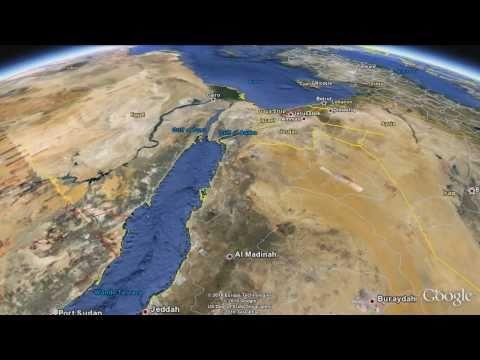 World Landbridge (9) - The Oasis Plan for Southwest Asia