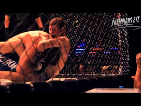 UCMMA: Bill Beaumont VS Marvin Vettori (Welterweight Championship fight)