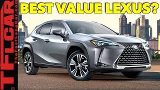 Is the 2019 Lexus UX the Next Best Crossover For Urban Dwellers?