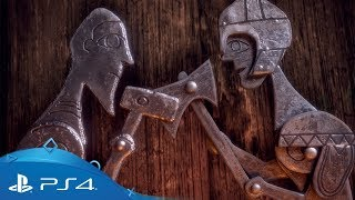 God of War | Lost Pages of Norse Myth: The Dead Stone Mason | PS4