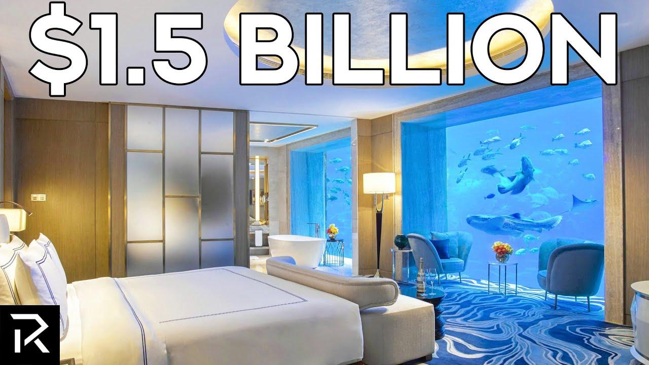 Atlantis: Dubai's Underwater Paradise