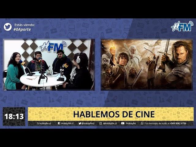 0 Aporte / hablemos de cine - 15 de julio 2019