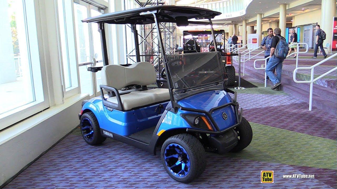Yamaha Golf English 277v Ballast Wiring Diagram 2017 Drive 2 Cart Walkaround 2016 Aimexpo Orlando
