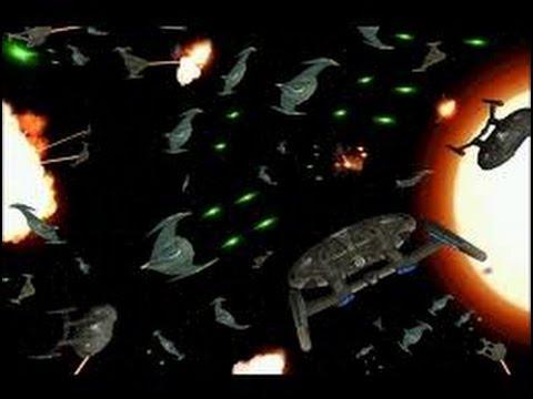 [3] Star Trek:Legacy -  Earth Romulan War [FEDERATION WIN]