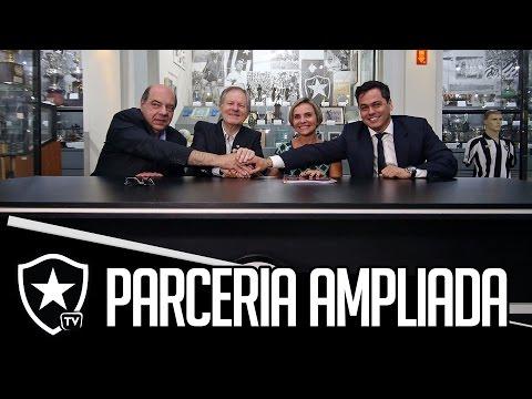 Patrocínio | Botafogo amplia parceria com a Caixa