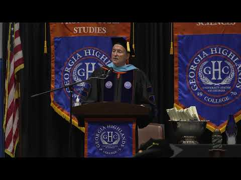 2021 Commencement - 10am - Georgia Highlands College