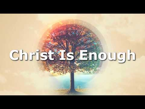 Christ is Enough instrumental