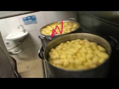 O Beto invadiu a cozinha do Restaurante Madalosso