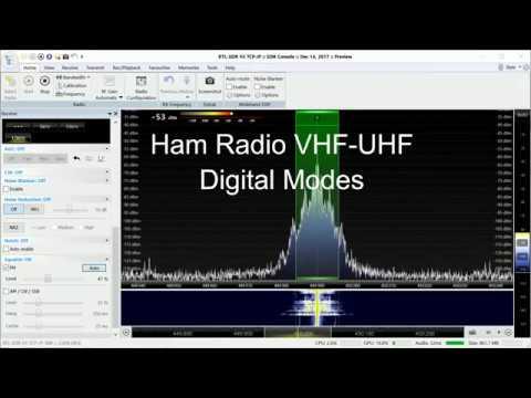 Ham Digital Modes
