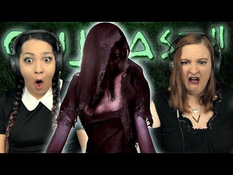 ARE YOU READY?! | Girls Play | Outlast 2 | #1