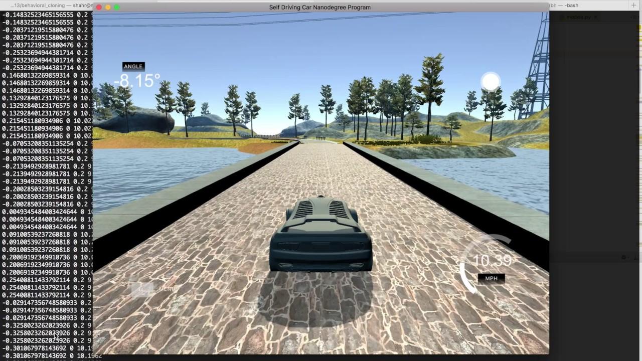 Udacity Self Driving Car Simulation