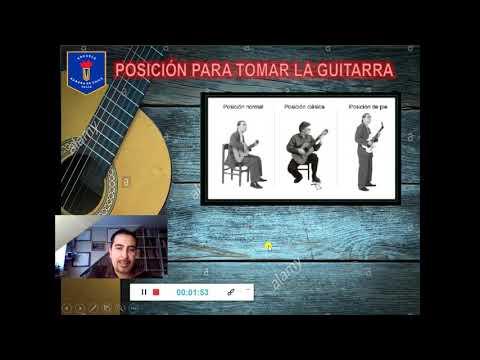 Nelson Muena Taller Guitarra SESIÓN 1
