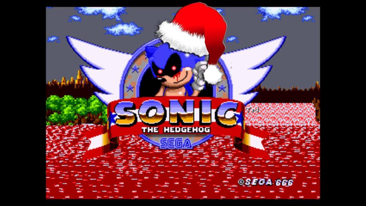 gameplay sonicexe easter eggs y bugs especial de navidad