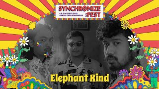 Elephant Kind Live at SynchronizeFest 2019