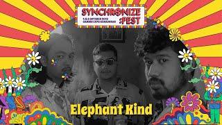Elephant Kind LIVE @ SynchronizeFest 2019