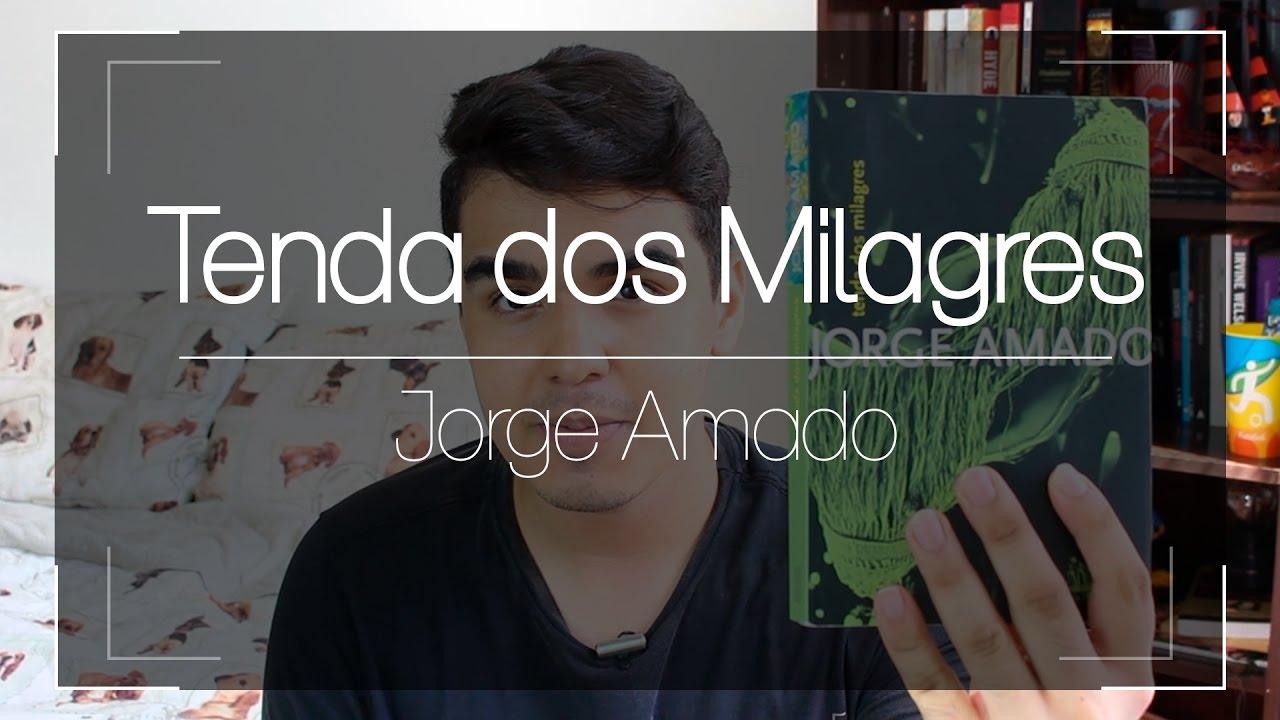 RESUMO MILAGRES-JORGE AMADO BAIXAR DO TENDA DOS LIVRO