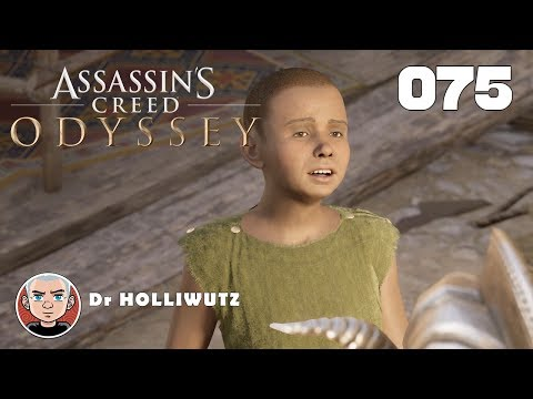 Assassin's Creed Odyssey #075 - Blut im Wasser [PS4] | Let's play Assassin's Creed Odyssey