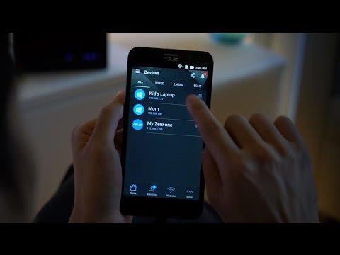 ASUS Router: Análisis de esta aplicación para Android y iOS von YouTube · Dauer:  3 Minuten 2 Sekunden