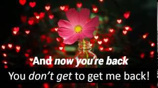 Christina Perri - Jar of Hearts + Lyrics