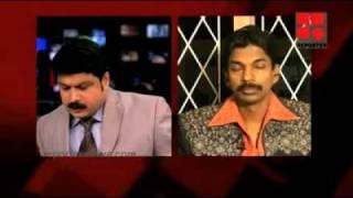 santhosh pandit v/s nikeash interview