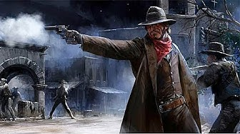 15 Best Wild West Games That Let You Play As A Gunslinger