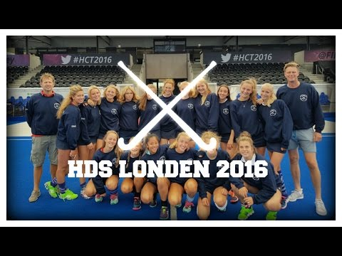 LONDEN | HDS MB1 HOCKEYTOUR 2016