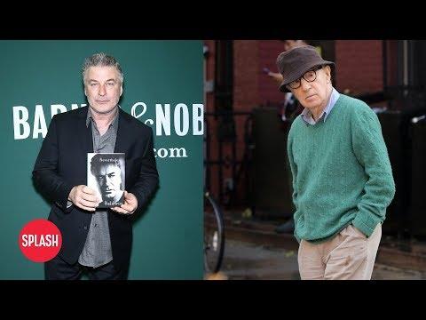Download Youtube: Alec Baldwin Defends Woody Allen  Daily Celebrity News | Splash TV