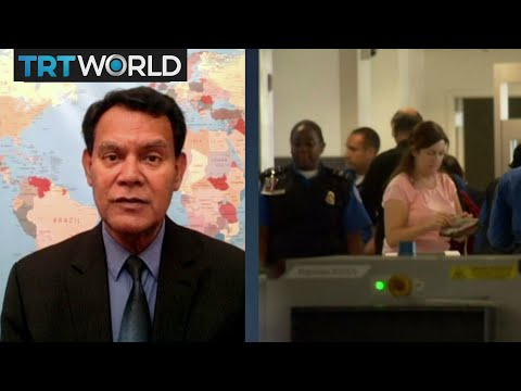 US Airline Security: Interview with Peter Matthews from Cypress College
