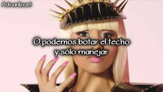 The Night Is Still Young - Nicki Minaj (Traducida al Español)