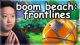 NEW GAME: boom beach front lines screenshot 5