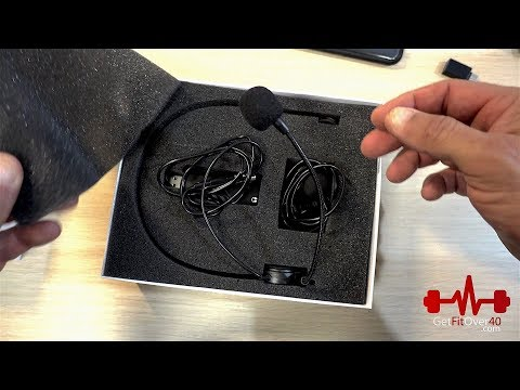 FiFine Technology Wireless Lapel and Headset Mic Preview Unboxing Video