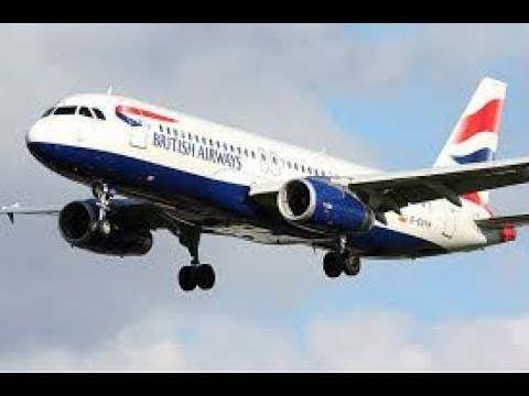 british airways club europe london heathrow to geneva ba 728 airbus a320 200 youtube. Black Bedroom Furniture Sets. Home Design Ideas
