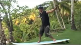Школа серфинга  Урок 4  Стойка на доске  серфингвмоскве.рф