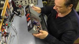 Cambridge audio P500 Power Amp bias pot & repair and test