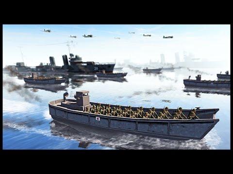 Men Of War Assault Squad  Landing Craft