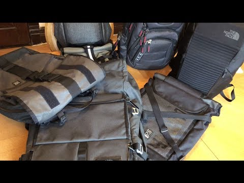 Review RoundUp - 6 Bags Rated [Peak Design, Chrome Industries, Mission Workshop...]