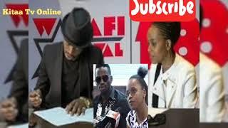 Diamond platnumz kumtambulisha Msanii wa kike WCB wasafi!!!