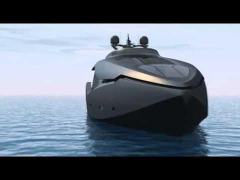 Yacht Blue Whale CANARIA OCEAN   YouTube